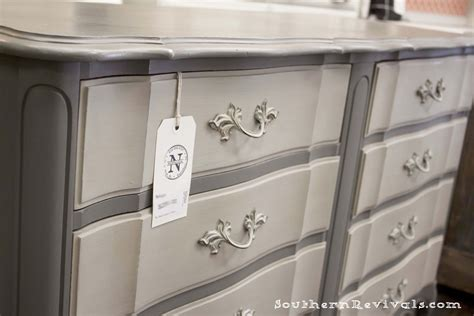 for the of two grays two toned gray dresser southern revivals