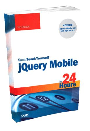 jquery mobile tutorial jquery mobile computer tutorials free pdf books