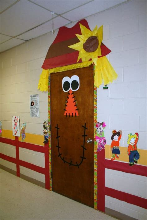 fall door decorations for school classroom fall door decoration puertas