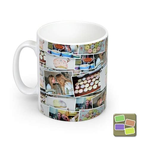 mug design next day delivery personalised photo mugs design your collage mugs next