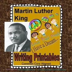 printable martin luther king poster all about me posters rock star theme tpt pinterest