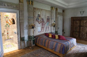 egyptian style bathroom jeito de ser voc 234 realce o seu estilo decora 231 227 o