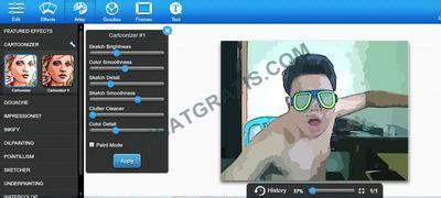 software gratis membuat foto menjadi kartun bantuan untuk sobat cara membuat foto menjadi kartun
