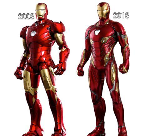 armor iron mans evolution comic book