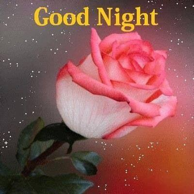 good night images with flowers     9to5animations.com