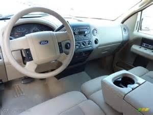 interior 2005 ford f150 xlt regular cab 4x4 photo