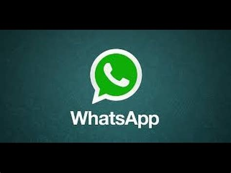tutorial para poner whatsapp gratis como poner m 250 sica de notificaci 243 n para whatsapp