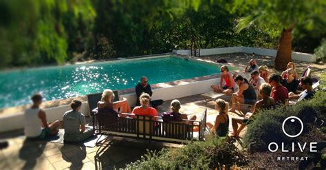 Detox Retreat Spain by Olive Retreat Mind Detox With Meditation