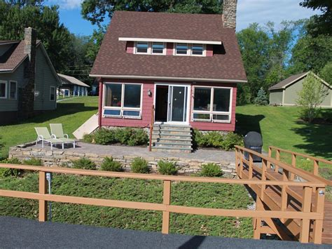 boat slips for rent lake george ny assembly point waterfront 2 homes giant sundeck boat