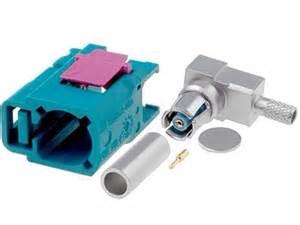 How To Repair Electric Car Aerial Fakra Car Radio Stereo Aerial Antenna Connector Adaptor