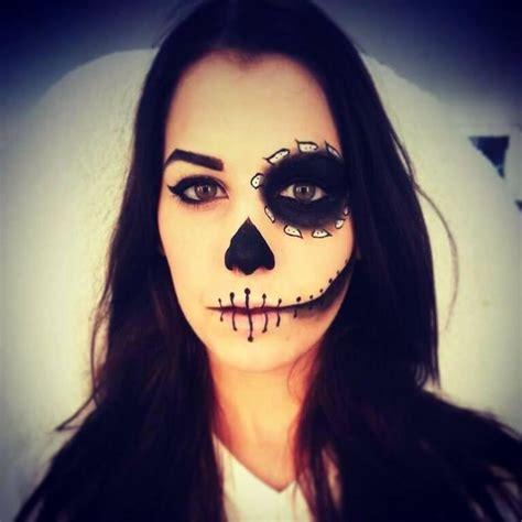 imagenes de halloween mujeres maquillaje de halloween realizado por las alumnas de