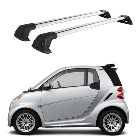 Smart Car Roof Rack by For Mercedes Smart Universal Car Top Roof Rack Cross