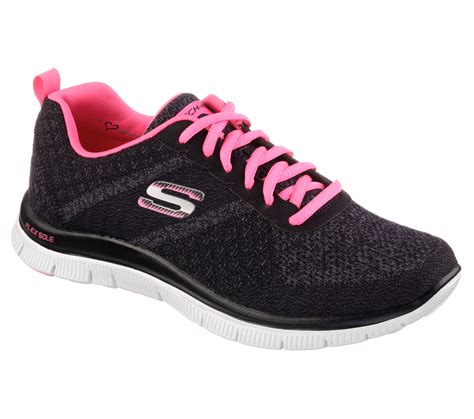Sepatu Skechers Shape Ups buy skechers flex appeal simply sweetflex appeal shoes only 75 00