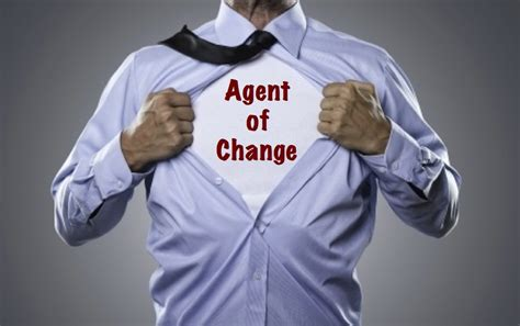 change agent how to create agents of change ferguson values