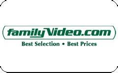 Family Video Gift Card Balance - check family video gift card balance mrbalancecheck