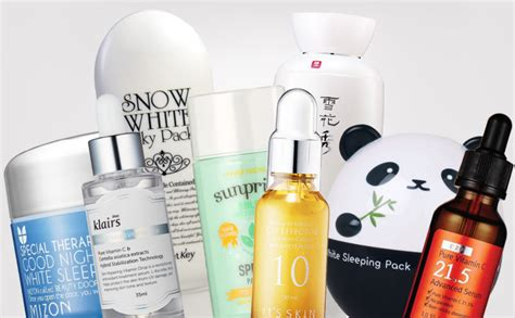 Makeup Skin Care Hair Care Best Products Of The Month by Top Best Korean Skin Care Products Treating