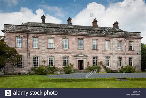 buy house lake district dalemain house near penrith lake district cumbria stock photo royalty free image
