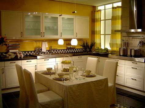 Kitchen Dining Lighting Ideas by Compact Style Dining Room And Kitchen 2451 Dining Room