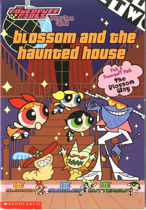blossom haunted house have your own ghost adventure with quot blossom and the haunted house quot read expert