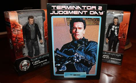 figure websites thearnoldfans news on shelves now t2 terminator