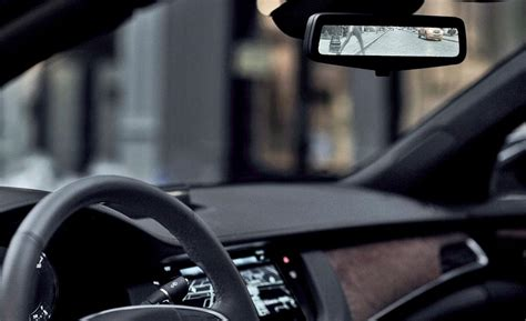 Magic Display Mirror Switches Between You And Would You by Cadillac Ct6 S E Mirror Wins Nhtsa Approval