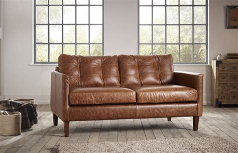 small chesterfield sofa cromer small leather sofa the chesterfield company