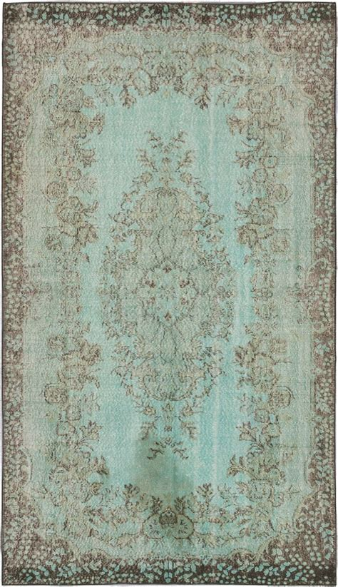 green and turquoise rug 5 6 quot x 9 6 quot turquoise blue green turkish overdyed rug decorating indigo green