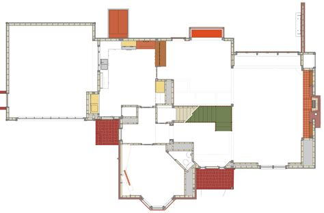 floor plan of the house bewitched margaret long designs