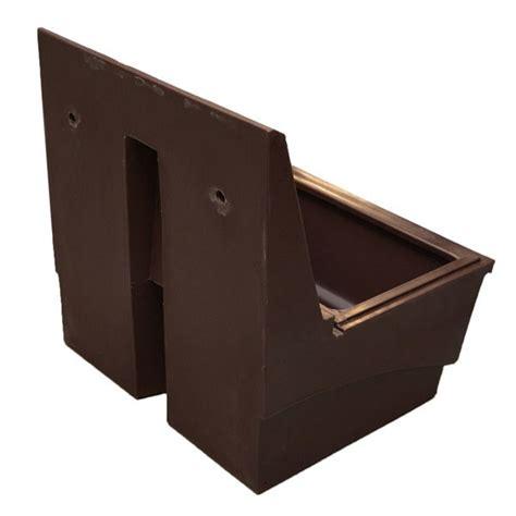boat bench seat storage larson 3321 1410 brown pontoon boat bench storage