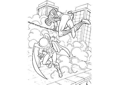 spiderman kolorowanki do druku bajki dla dzieci