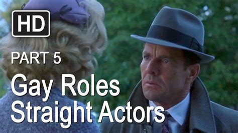 famous actors gay roles part 5 gay movie roles by famous straight actors youtube