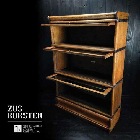 Wernicke Furniture by Globe Wernicke Office Cabinet System At 1stdibs