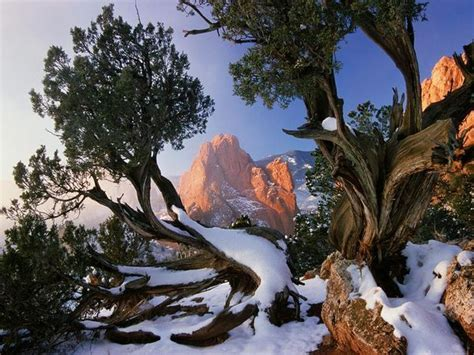 Garden Of The Gods Winter by Garden Of The Gods Places I Ve Been