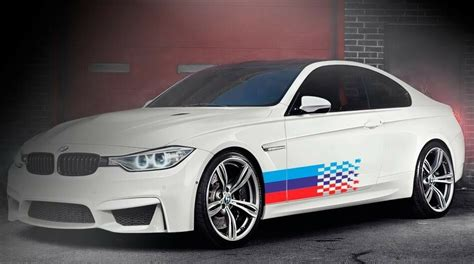 bmw m colors bmw fading flag m colors for bmw any models vinyl