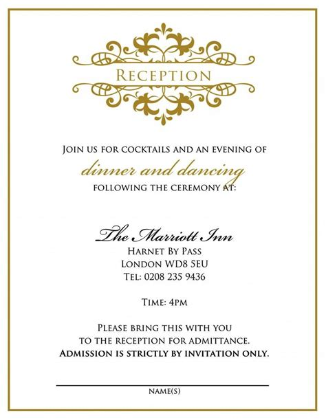 Wedding Invitation Text wedding invitation wording no parents