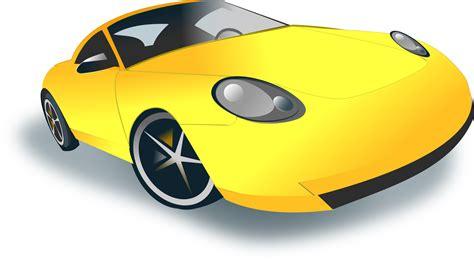 car clipart yellow car clipart 101 clip