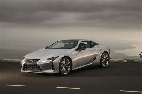 lexus lc  picture  car review  top speed