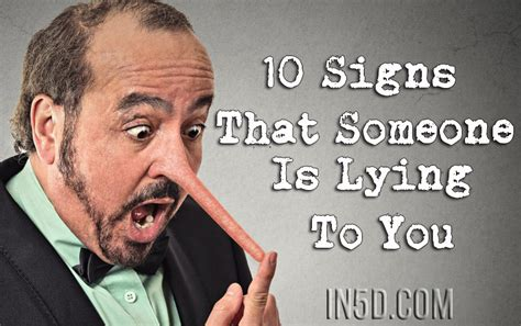 10 Signs Someones Obese by 10 Signs That Someone Is Lying To You In5d Esoteric
