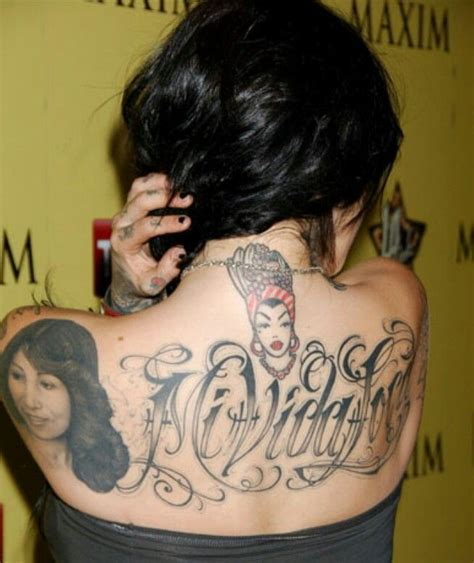 kat von d without tattoos 17 best images about all things d on