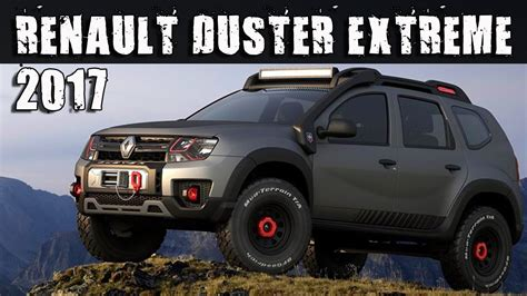 renault duster 2017 white 2017 renault duster extreme youtube