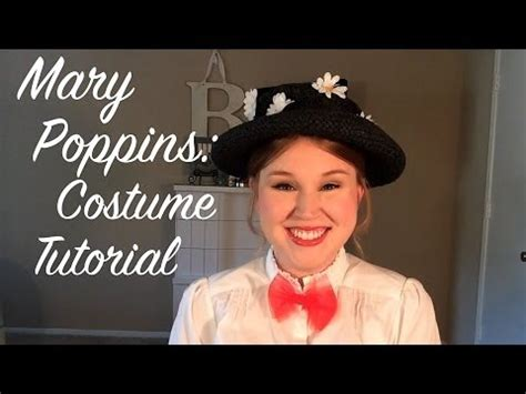 kitchen mary poppins mary poppins mary poppins costume tutorial joeybbugg youtube