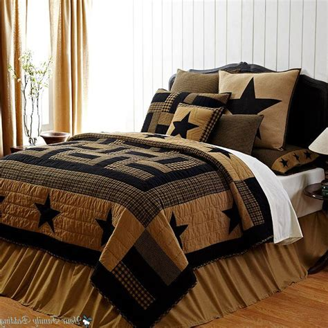 quilt bedding sets king country bedding sets king brown rustic western country