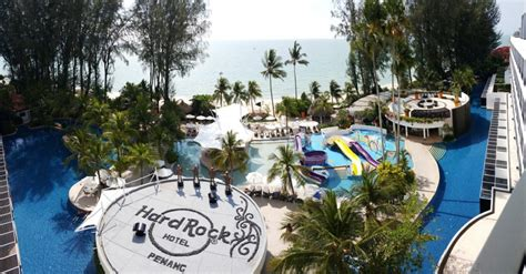 Rock Hotel To Open In Penang Malaysia by Swimming Pool At Rock Hotel Penang Penang Hotel
