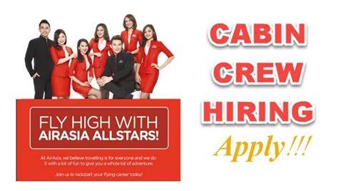 cabin crew hiring air asia cabin crew walk in and hiring in iloilo