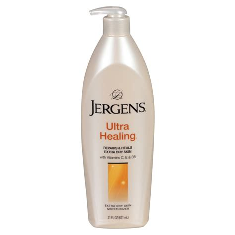 tattoo aftercare jergens lotion upc 019100109995 jergens ultra healing dry skin