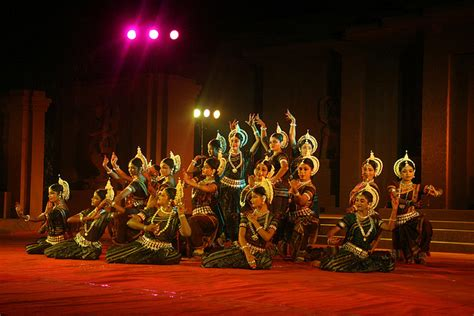 natyanjali dance festival chidambaram tamil nadu india   festival packages hotels
