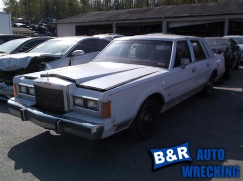 89 lincoln town car parts 88 89 lincoln town car automatic transmission 8074844 ebay