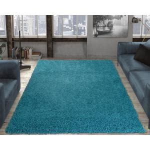 Canadian Tire Area Rugs Ottomanson Contemporary Solid Blue 5 Ft X 7 Ft Shag Area Rug Shg2766 5x7 The Home Depot