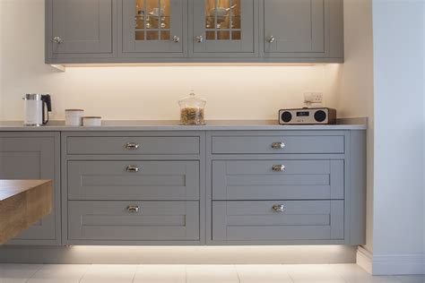 Light Grey Shaker Kitchen Light Grey Shaker Kitchen Design By Herbert William Kitchen Hshire