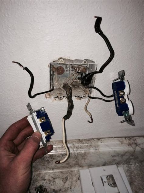 Kitchen Outlets Not Working by 1950 Electrical Wiring From Outlet Furniture From 1950